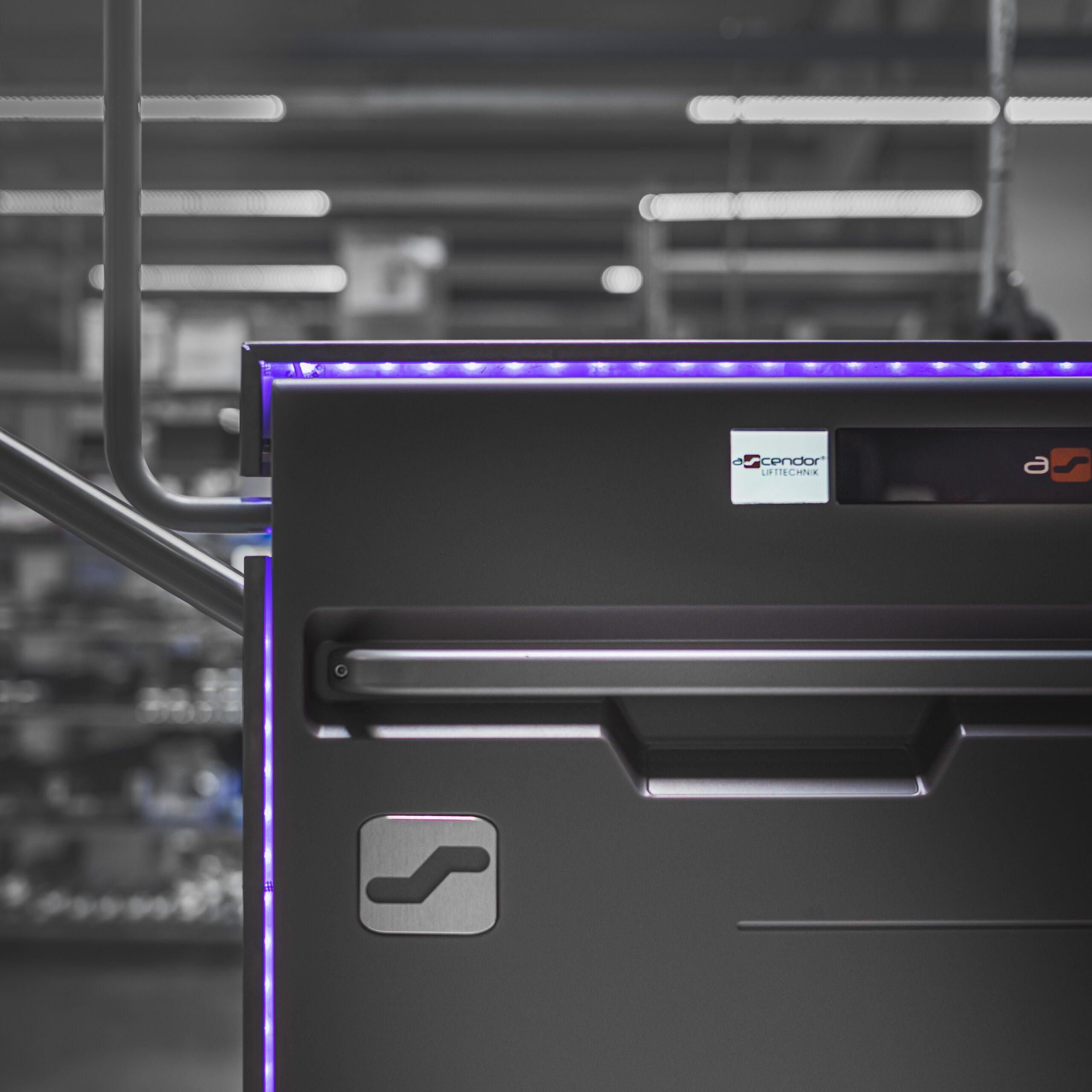 LED RGB Beleuchtung Ascendor