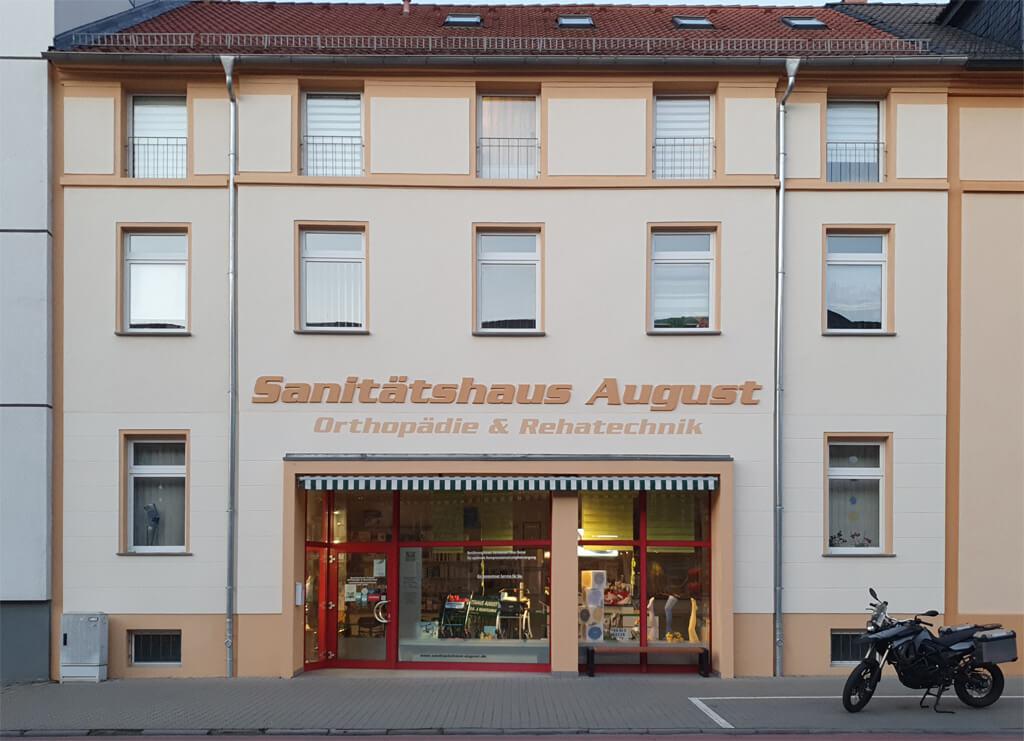 Sanitätshaus August, Dessau-Roßlau